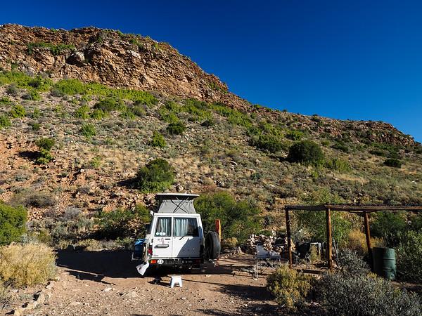 Great Karoo - camp